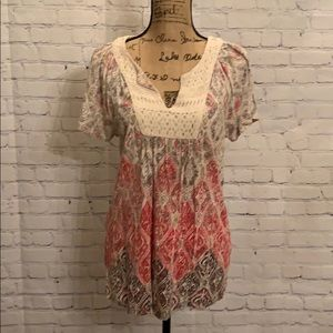 Lucky Brand Live in Love Top